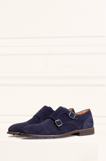 Bluchers Hebilla Massimo Dutti NYC Limited Edition
