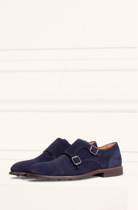 Bluchers Hebilla Massimo Dutti NYC Limited Edition