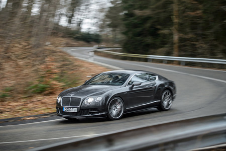 Bentley Contiental GT Speed