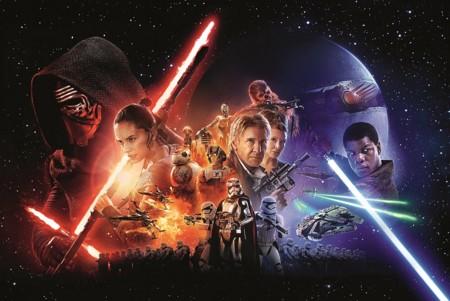 'Star Wars: El Despertar de la Fuerza', el pasado televisivo de sus protagonistas