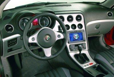 Alfa Brera: interior, equipamiento y precios