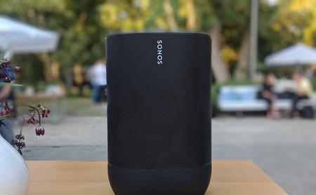 Sonos Move, lo hemos probado: llega el primer altavoz Sonos para exterior con batería y bluetooth