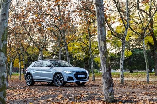 Probamos el Audi A1 Citycarver: el utilitario que no quiere ser SUV es más alto pero igual de dinámico (y más caro)