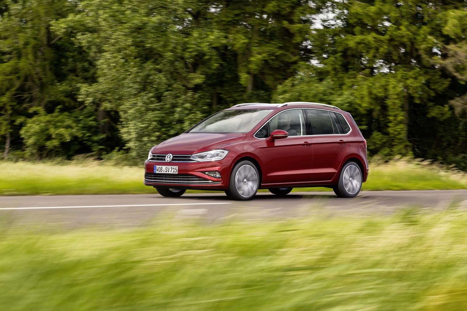 Foto de Volkswagen Golf Sportsvan (5/15)