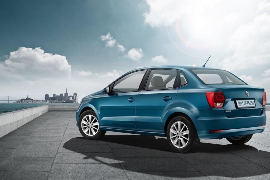 Foto de Volkswagen Ameo (1/10)