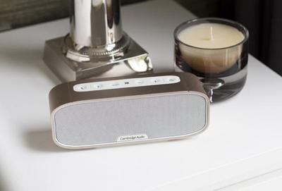 Cambridge Audio G2, un nuevo altavoz Bluetooth ultracompacto con prestaciones audiófilas