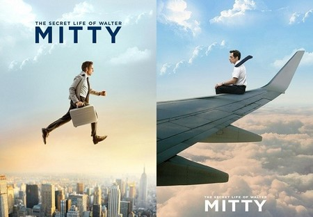 'La vida secreta de Walter Mitty', tráiler final y carteles