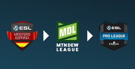 El CS:GO nacional tendrá oportunidad de llegar a la Pro League a través de la ESL Masters