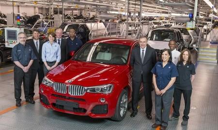 BMW amplía la Factoría de Carolina del Sur en EE.UU.: el X7 también se fabricará allí
