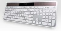 Logitech K750 un teclado amigable con el ambiente