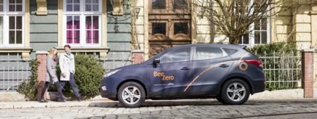 Beezero Hyundai Ix35 Fuel Cell