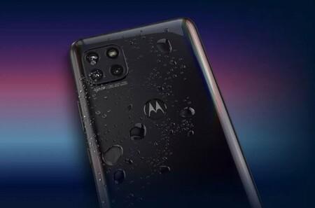 Motorola One 5G Ace, un gama media 5G que promete dos días de autonomía