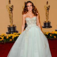 Sarah Jessica Parker de Christian Dior Alta Costura