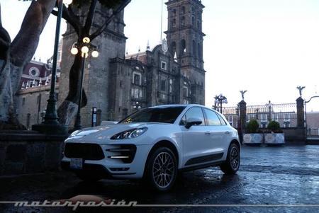 Prueba: Porsche Macan Turbo (parte 2)