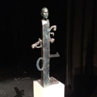 Imagen de la semana: esta es la escultura de Steve Jobs que erigirán en Cupertino