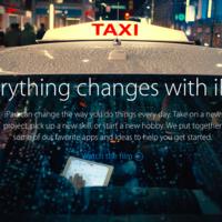 'Todo cambia con el iPad' la nueva campaña que muestra las posibilidades de la tableta