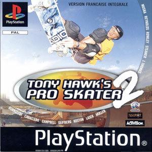 Tony Hawk 2 portada
