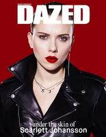 Scarlett Johansson rompedora y juvenil para la portada de Dazed