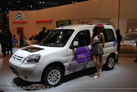 Vigo fabricará comerciales eléctricos en 2012