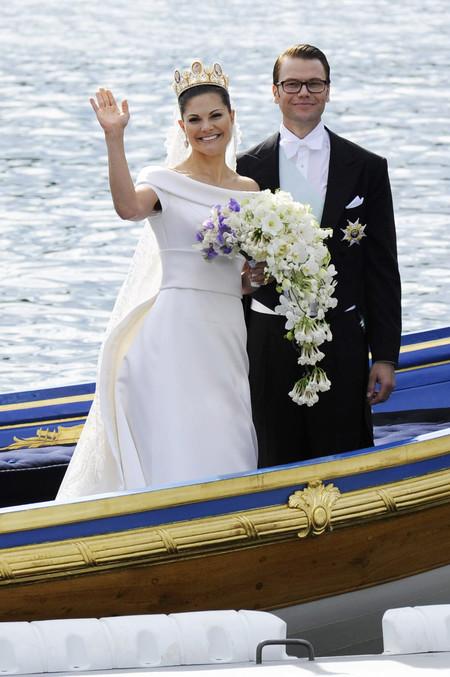 Princesa Victoria De Suecia Y Daniel Westling Boda