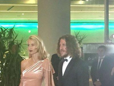 Shakira y Vanesa Lorenzo entre las invitadas a la boda de Messi y Antonella Rocuzzo