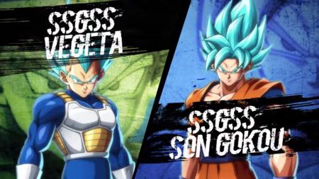 Dragon Ball FighterZ: TODOS los movimientos de Goku y Vegeta Super Saiyan Blue, Yamcha y TenShinHan