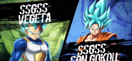 Dragon Ball FighterZ: TODOS los movimientos de Goku y Vegeta Super Saiyan Blue, Yamcha y TenShinHan