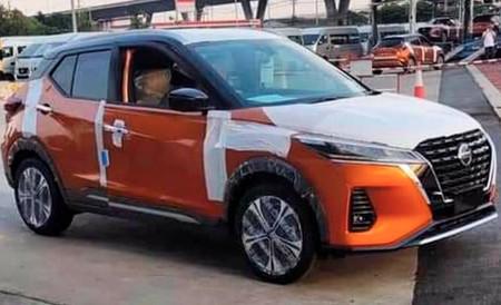 ¡Espiado! El Nissan Kicks 2021 estrenará este facelift muy pronto