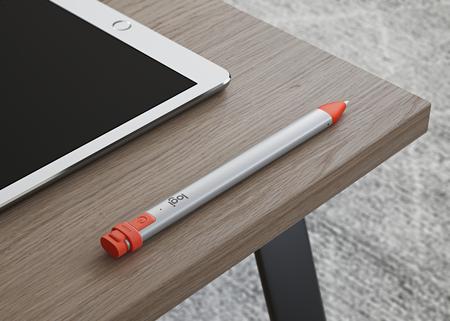 Logitech anuncia precio y disponibilidad abierta del Crayon compatible con el iPad 2018