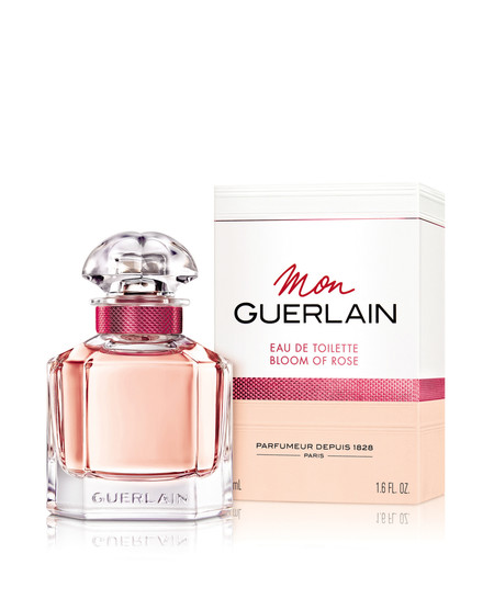 Guerlain Mon Guerlain Edt Bloom Of Rose 50ml