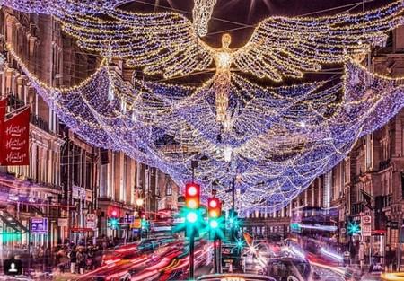 Londres se viste de Navidad: te damos las pistas para encontrar las decoraciones más espectaculares