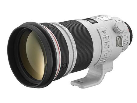 Canon publica actualizaciones de firmware para varios teleobjetivos EF: 300mm, 400mm, 500mm y 600mm IS II USM