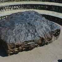 El mayor meteorito, el mayor meteorito lunar y el mayor meteorito marciano