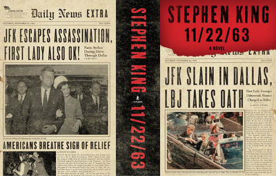 Hulu y Abrams adaptarán '11/22/63' de Stephen King