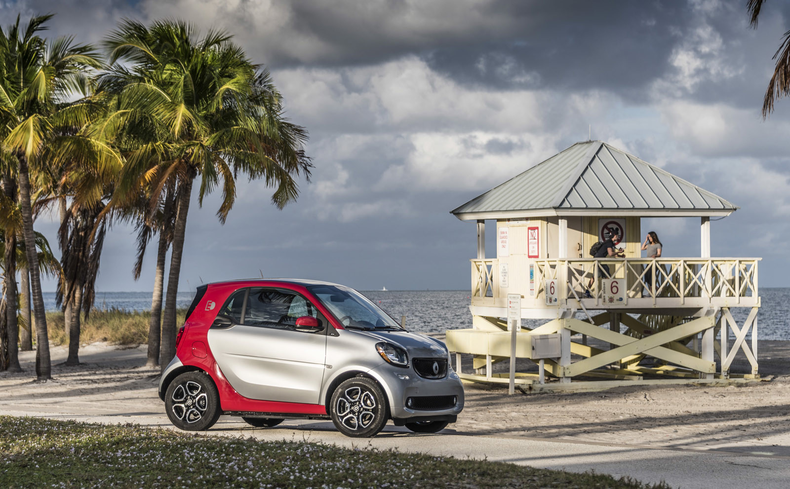 smart fortwo Electric Drive, toma de contacto