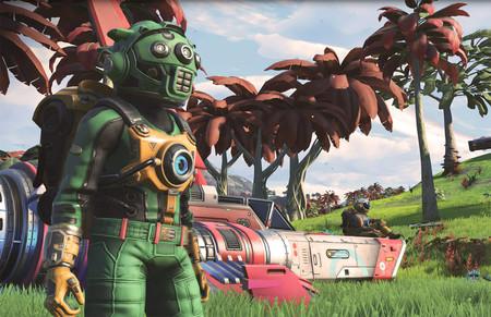 El multijugador de No Man's Sky sufre un retraso en la versión para PC de GOG
