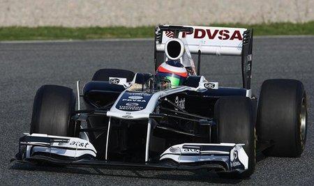 Williams F1 reforma su departamento técnico