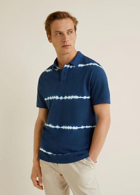 Camisetas Polo De Las Rebajas De Mango Para Llevar El Color Del Ano Los 365 Dias