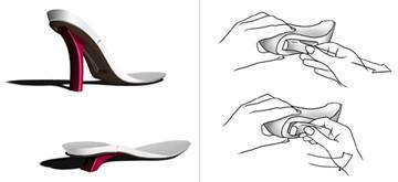 Footloose: de las sandalias planas a los tacones de vértigo