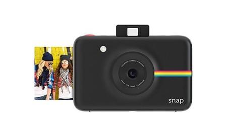 Polaroid Snap: fotografía simple, en digital y en papel, con el sabor de las instantáneas de toda la vida, por sólo 69 euros en Amazon