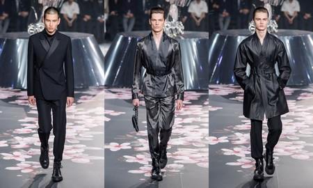 Dior Homme Mira Al Futuro Al Presentar Su Primera Coleccion Pre Fall 2019 En Tokyo 3