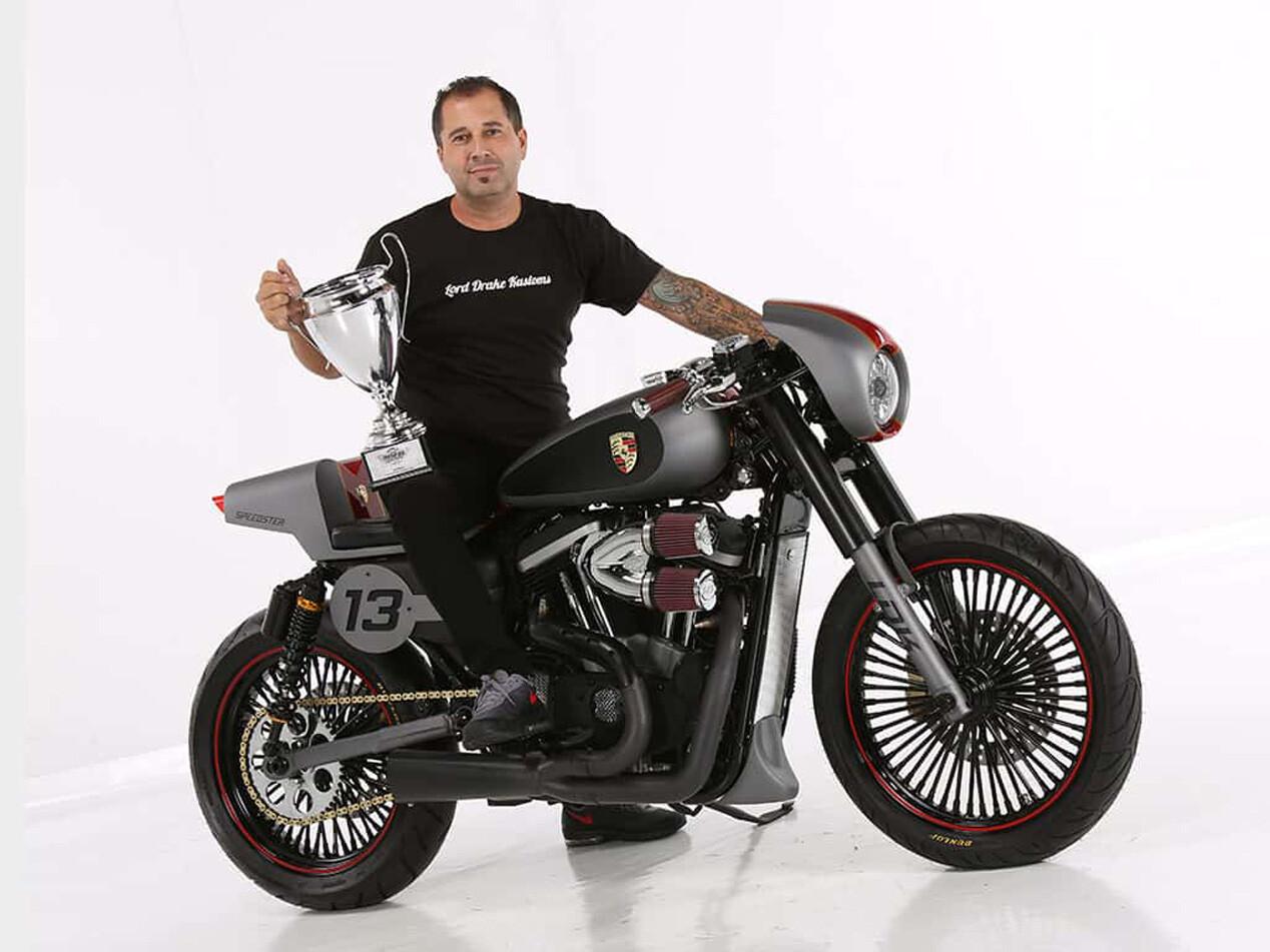 Foto de Harley-Davidson 883 R Speedster (1/10)