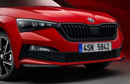 Škoda Scala Monte Carlo 2019