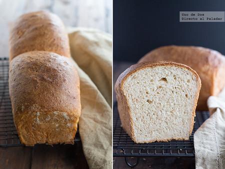 Pan integral. Receta para el Día Mundial del Pan