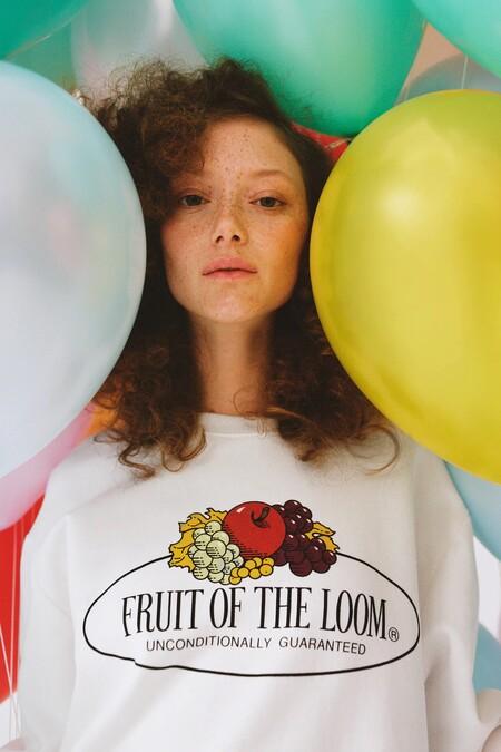 Si en los 90 fuiste fan de Fruit of the Loom la nueva colección de Zara podría enamorarte por completo