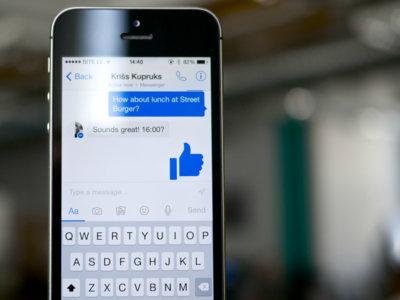 Hablar con desconocidos en Facebook ahora será más fácil que nunca