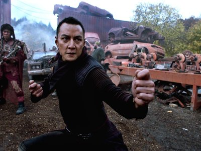 'Into the Badlands', una gran serie a la que le falta madurar
