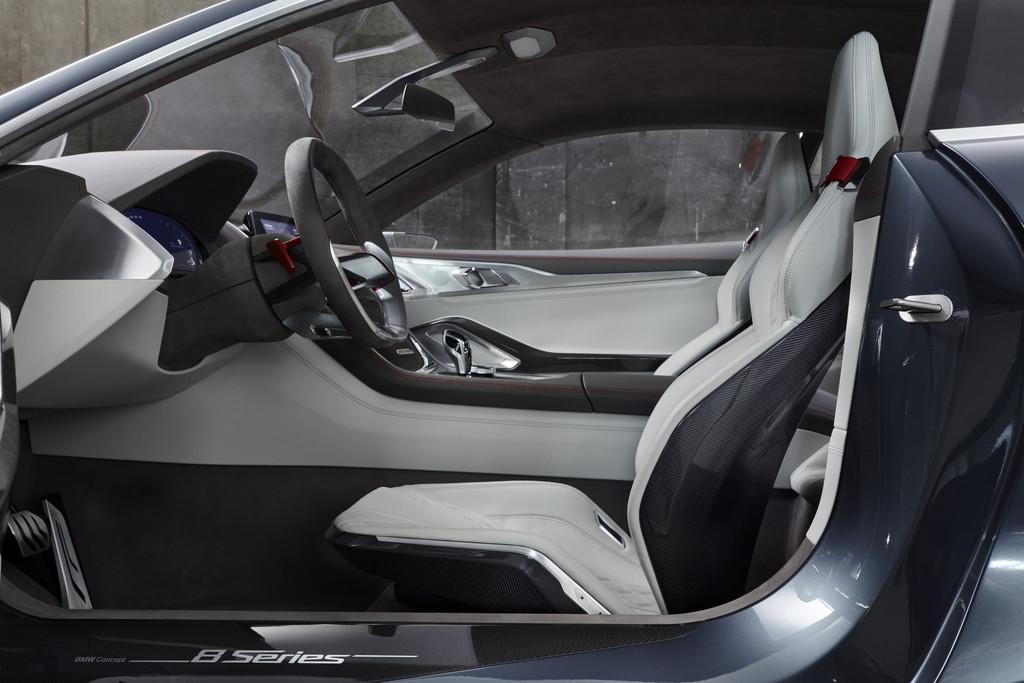 Bmw Serie 8 Concept 330