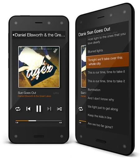 Amazon Fire Phone, toda la información