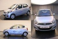 Hyundai presenta el BlueOn, el i10 eléctrico